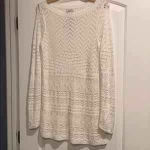 Cache white color tunic